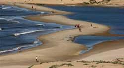 Valizas-beach